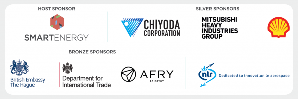 Hydrogen Series Previous Sponsors