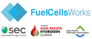 Fuel Cells Works- Sustainable Energy Council partners with Asia Pacific Hydrogen Association